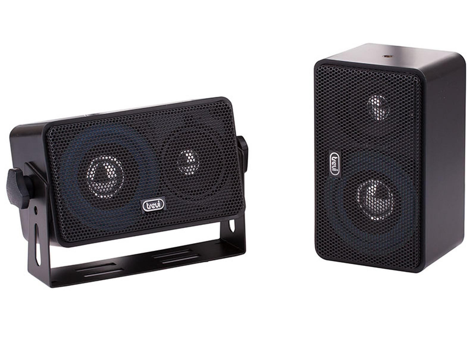 Plafoniere Con Altoparlanti : Altoparlanti trevi a vie da esterno universali speakers casse