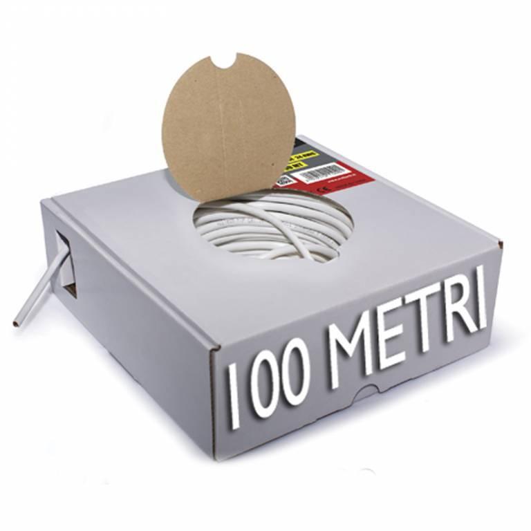 CAVO DI RETE MATASSA LAN 100 MT METRI CATEGORIA CAT.5E FTP SCHERMATO VULTECH NEW