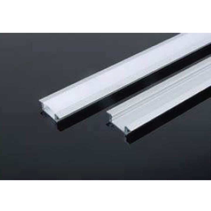 V-TAC Profilo in alluminio 2m 24.7 x 7 mm white housing