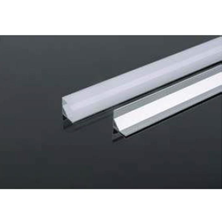 V-TAC Profilo in alluminio 2m 15.8 x 15.8 mm white housing