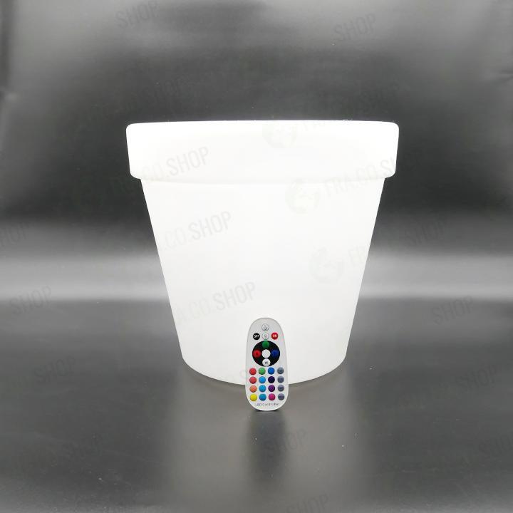 V-TAC VASO lampada LED MULTICOLOR RGB VT-7808 con potenza di 3W