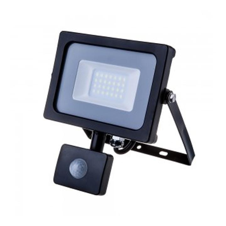 V-TAC 50w led proiettore con sensore samsung chip cut-off funzione corpo nero 3000k