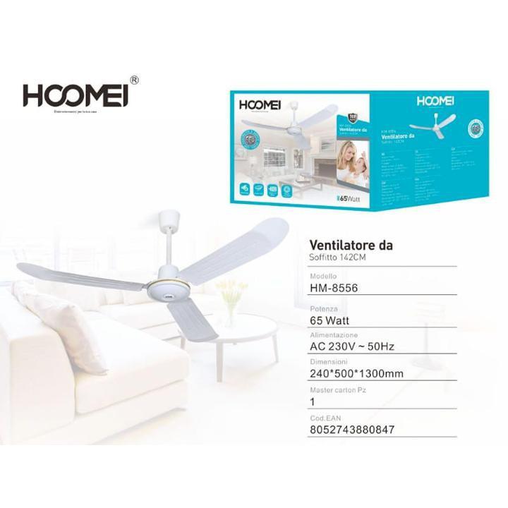 V-TAC Ventilatori da soffitto hoomei elettrodomestici