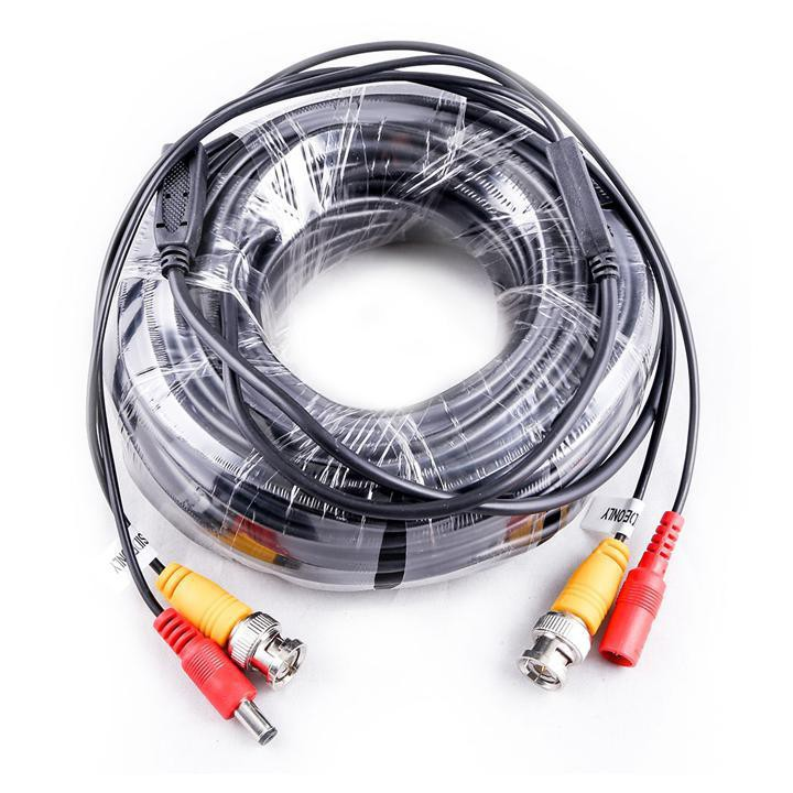 V-TAC CAVO 18m. video and power cable
