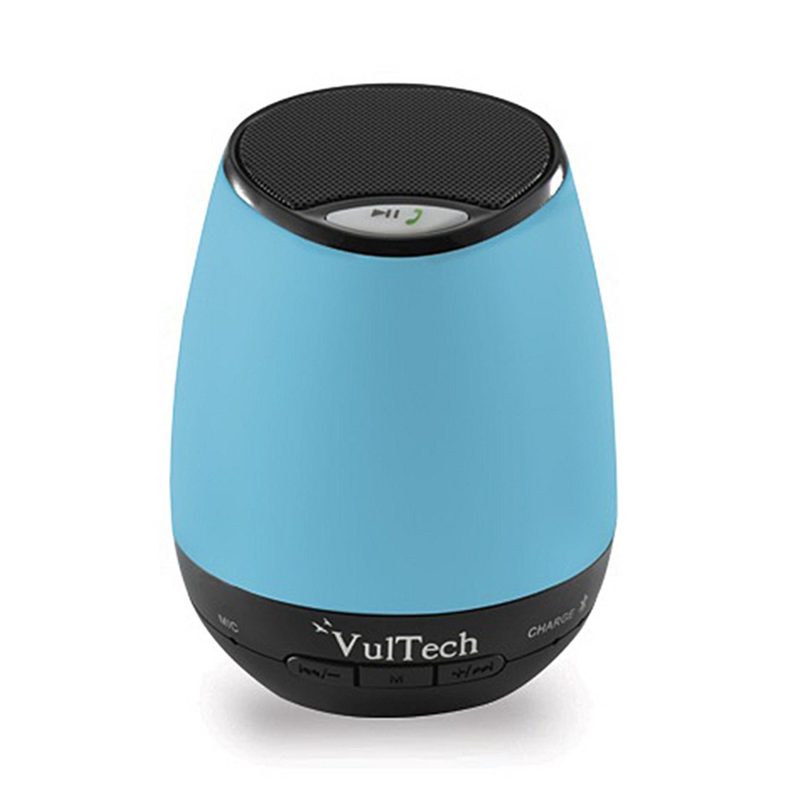 CASSA AUDIO BLUETOOTH VULTECH SPEAKER LETTORE MP3 USB MICRO SD VIVAVOCE VULTECH