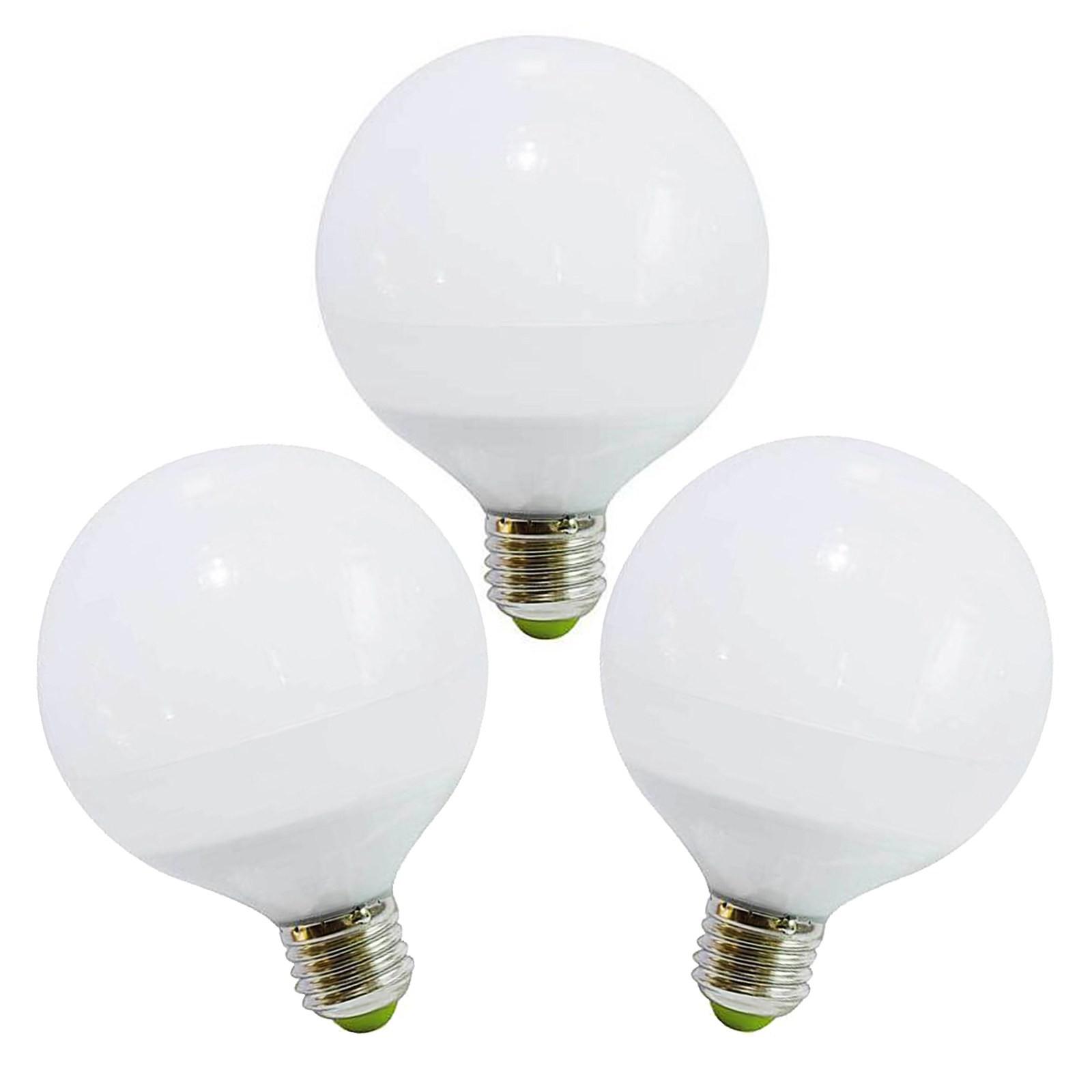 3 pz lampade lampada lampadine a led luce calda attacco for Lampadine led 100 watt