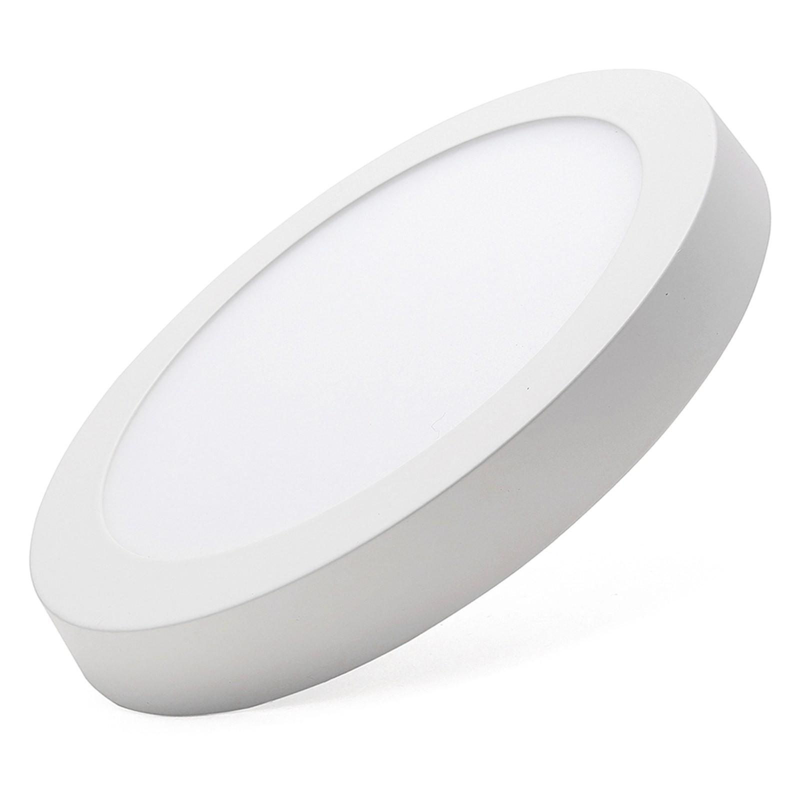 Plafoniera faretto pannello led luce bianca natura - Faretti incasso ikea ...