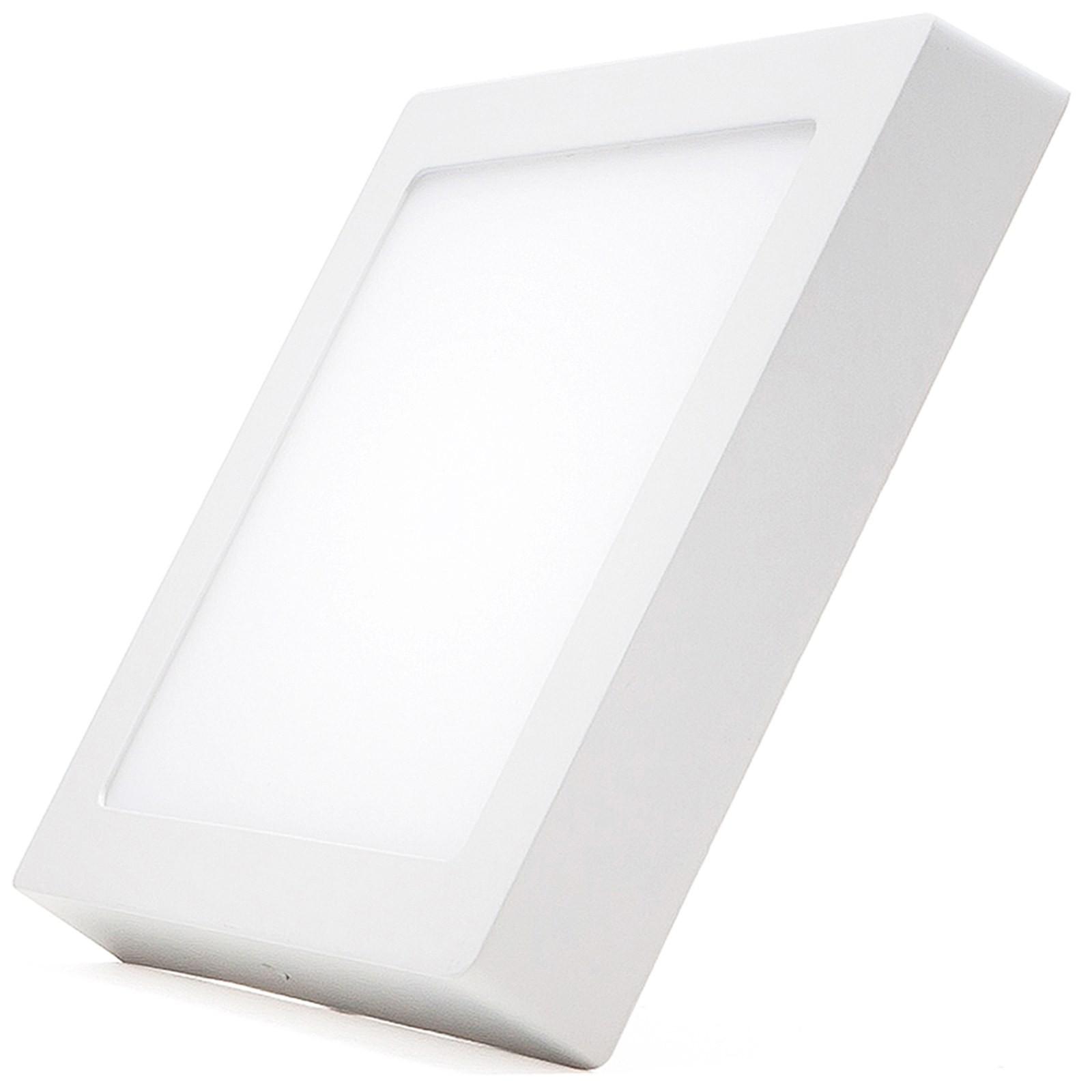 Plafoniera faretto pannello led luce natura naturale 25 for Ikea luci led