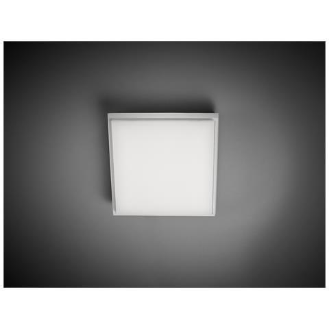 VIVIDA Smart Plafoniera Quadrata Led Bianca 175mm