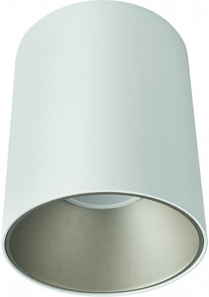 Nowodvorski EYE TONE bianco-argento 8928 1 x GU10 max 10W, solo LED