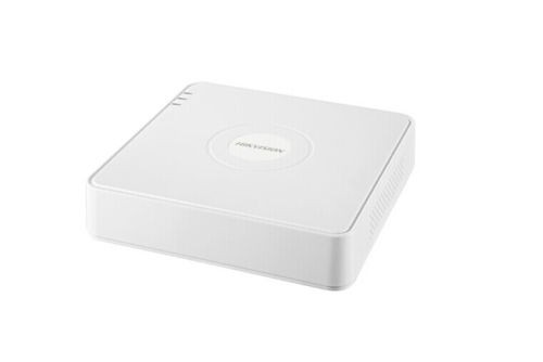 NVR 7100 4 ingressi POE entry level mini con HDMI-VGA HikVision