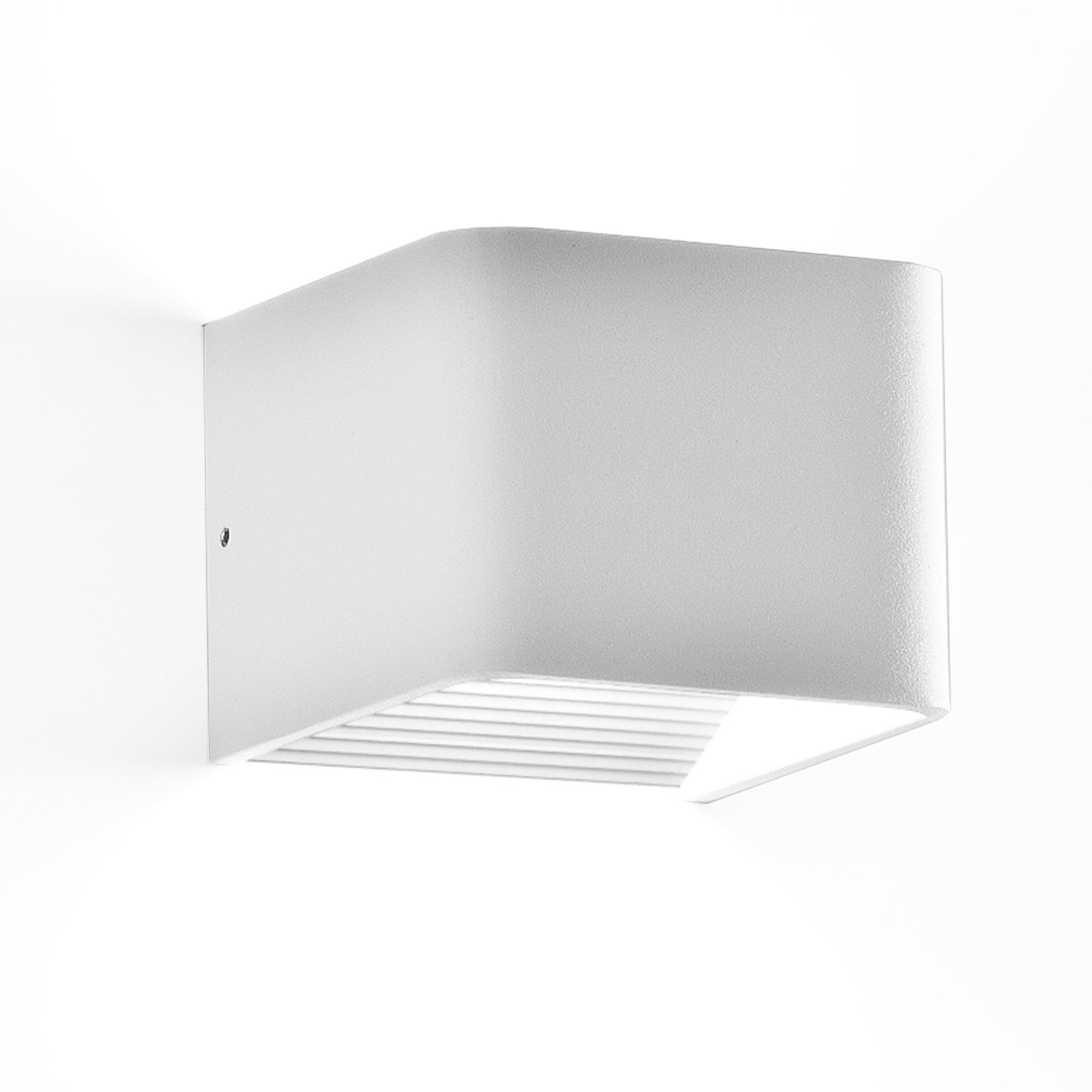 Applique lampada da parete a led moderno luce design cubo - Lampada da parete design ...