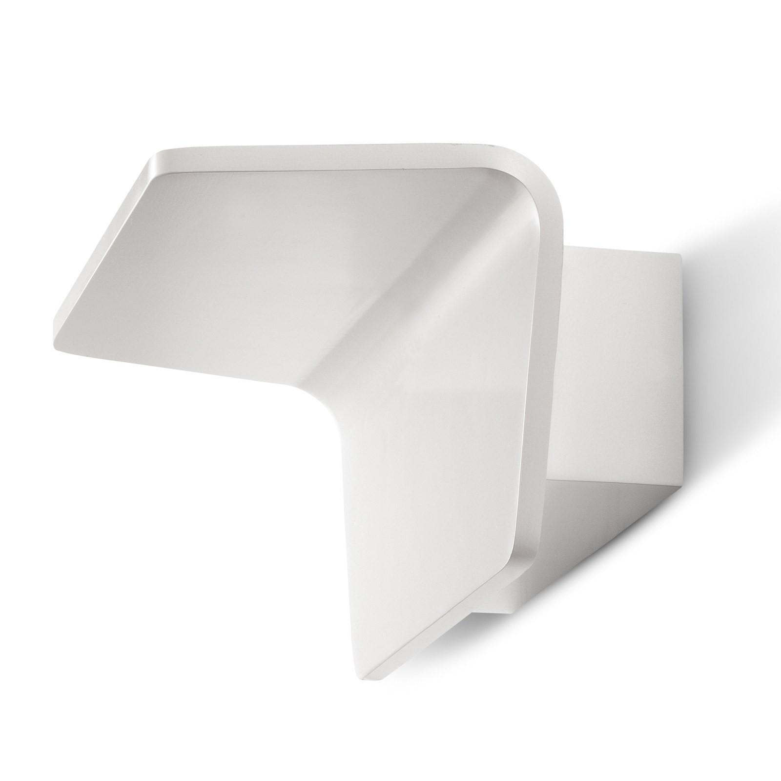 Applique lampada da parete a led 18w in acciaio luce calda nelson pan corridoio area illumina - Applique da parete led ...