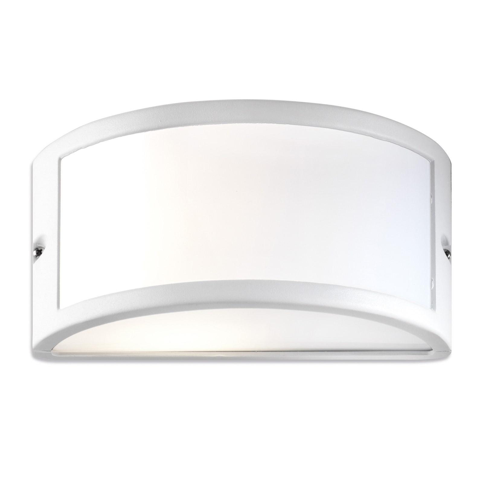 Applique lampada da parete per esterno moderno for Luci esterno ikea