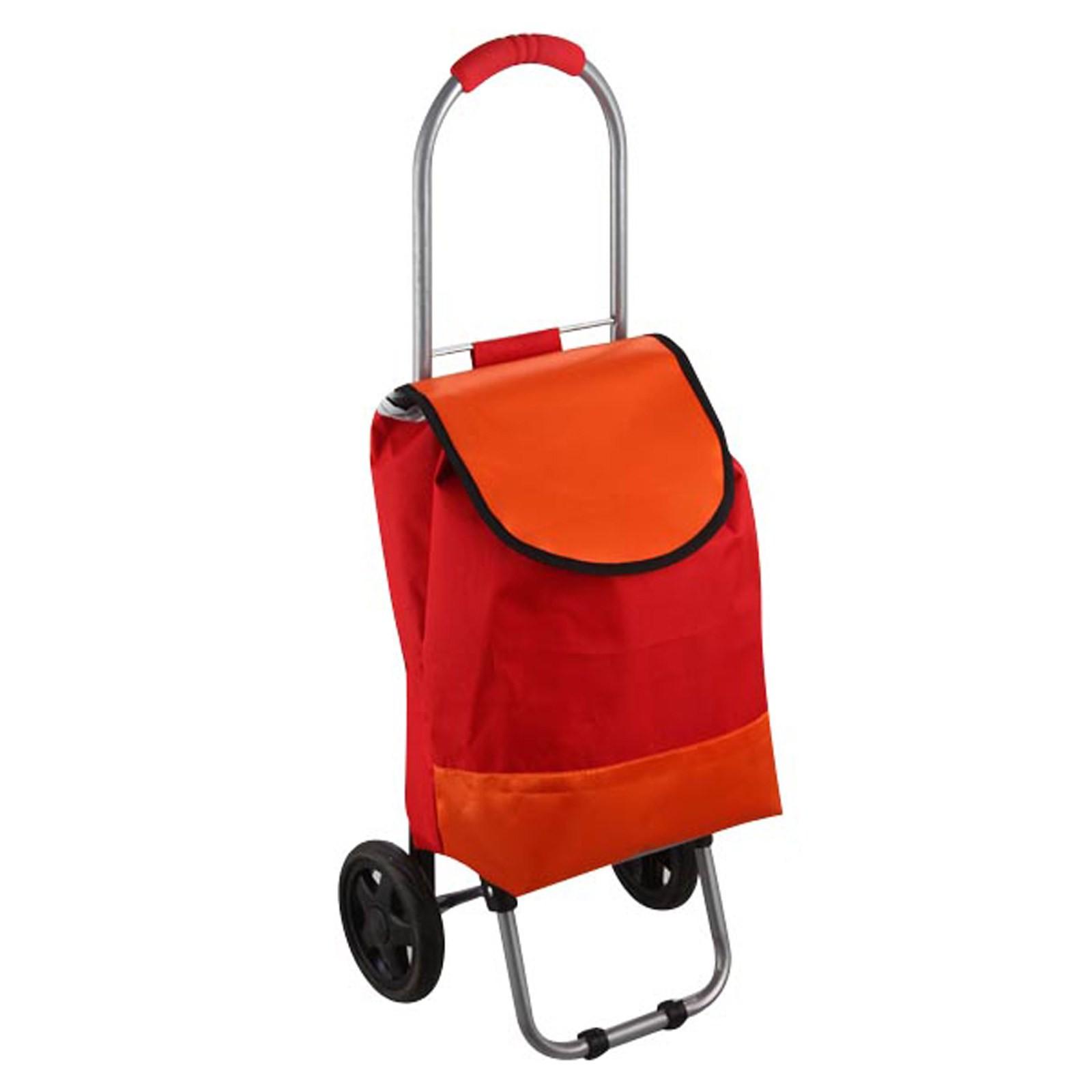 Carrello per la spesa 2 ruote borsa porta spesa trolley for Foppapedretti carrello spesa