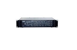 LIFE AMPLIFICATORE 6 ZONE 180W CON PORTA USB/SD RMS 3AUX+3MIC