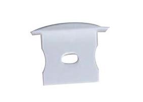 LIFE Tappo di chiusura con foro centrale, per profilo alluminio 16.LTP3023