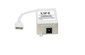 Life Controller LED RGB Bluetooth per serie 16.LS*, 12Vdc 6A (2A per canale)