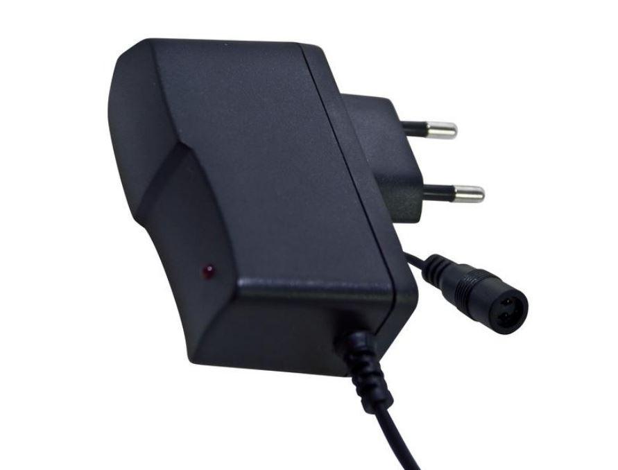 LIFE ALIMENTATORE SWITCHING 12Vdc 2A (24W) CON 2 CONNETTORI 5.5X2.1/5,5x2,5mm. CON ERP