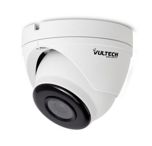 "Vultech Telecamera UVC 4in1 Dome 1/2,7"" 5 Mpx 3,6mm 18Pcs Led IR SMD 25M"