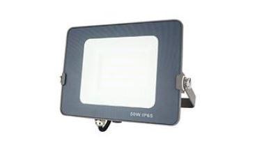 LIFE FARETTO SLIM GRIGIO IP65, LED SMD Serie FA4, 50W, 110