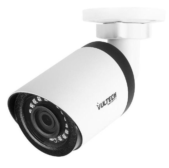 "Vultech Telecamera Bullet IP 1/2,8"" 2 Mpx 1080p H.265 POE 3,6mm 18Pcs Led IR SMD 25M P2P SMART"