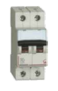 SONEPAR BTIFC810NC25 btdin-RS- magnetot C25 1P+N 2m 4500A