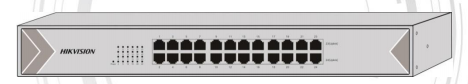 DS-3E05-E Series Unmanaged Gigabit Switch