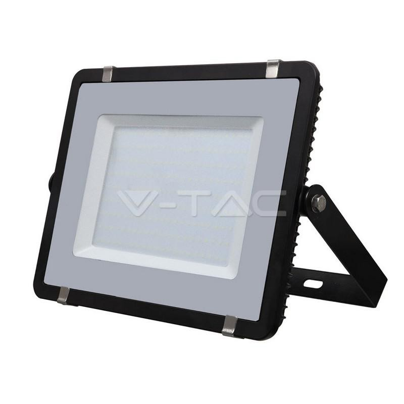 V-TAC 200w smd floodlight with samsung chip 6400k black body