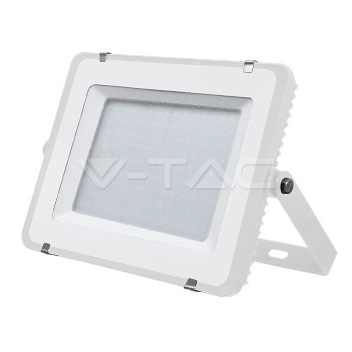 V-TAC 150w smd floodlight with samsung chip 3000k white body