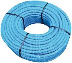 Tubo flex corrugato blu 20mm 100MT INSET