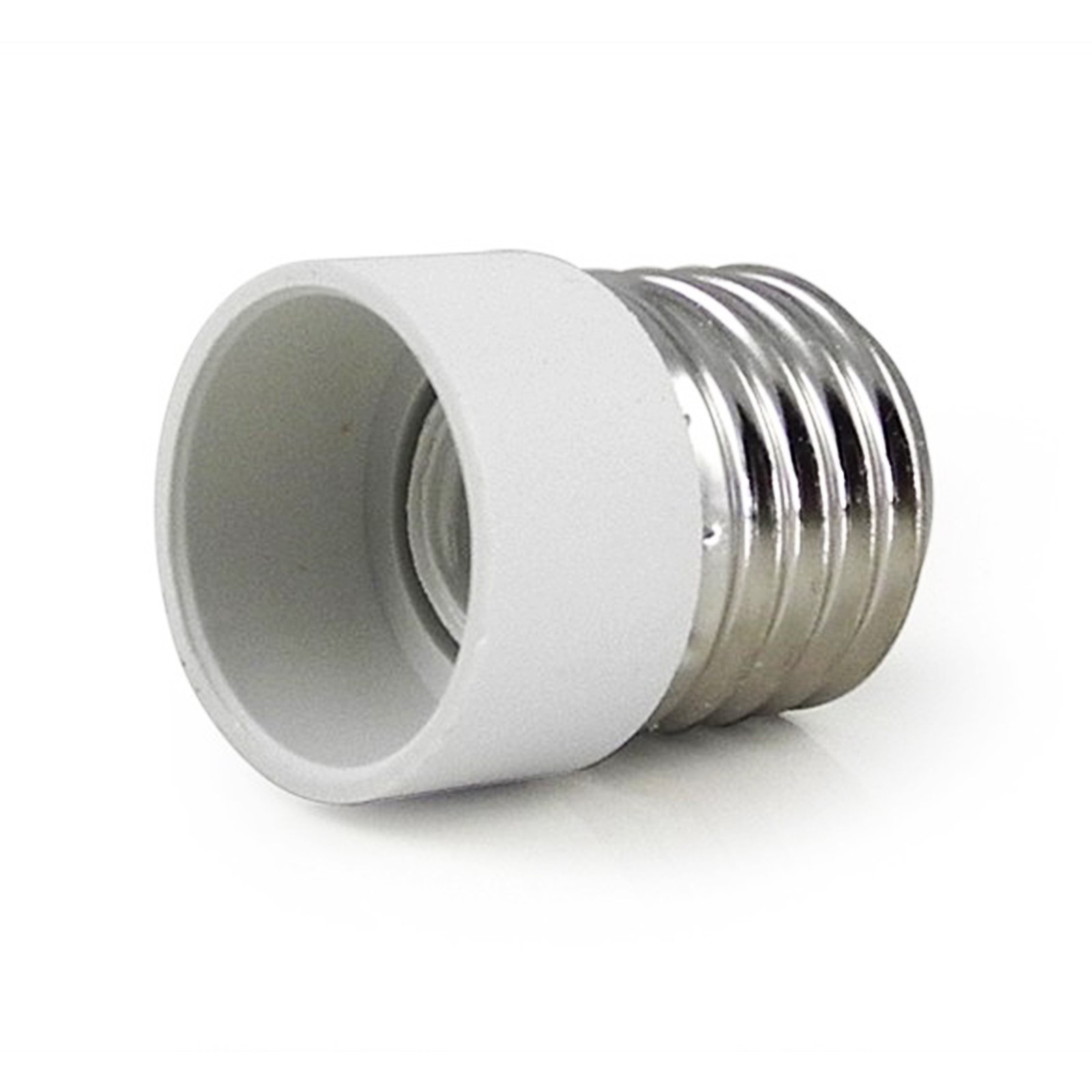 lampadina per faretto : Adattatore Lampada Lampadina Faretto Convertitore LIFE LED Attacco E27 ...