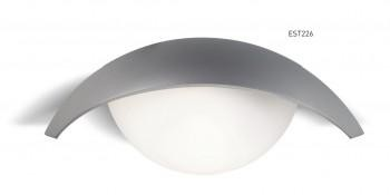 PAN ESPIRIT LPAFONIERA LED DA INTERNO GRIGIO E27 220V