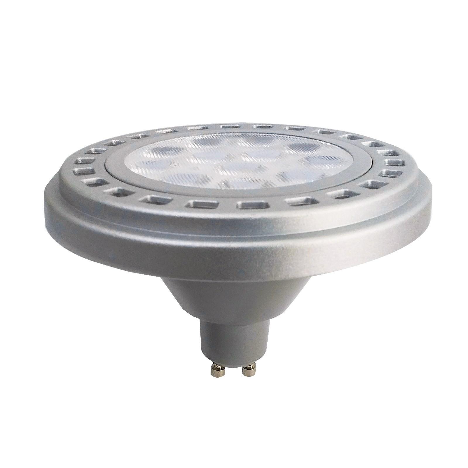 lampadina lampada a led gu10 12w faretto luce bianca calda r111 spot vultech life amc hikvision. Black Bedroom Furniture Sets. Home Design Ideas