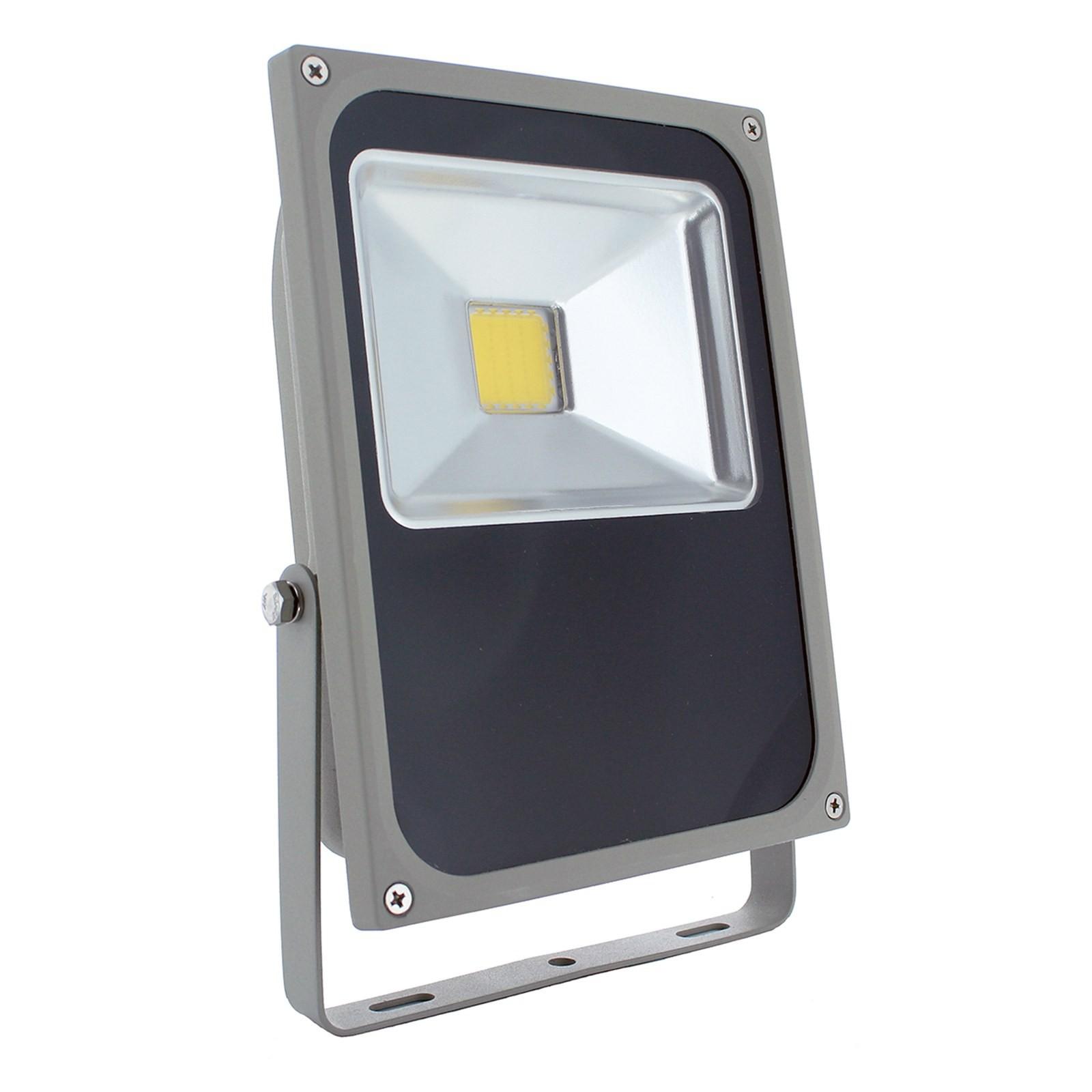 Faretto faro led 70 watt per esterno luce bianca naturale for Luce bianca led