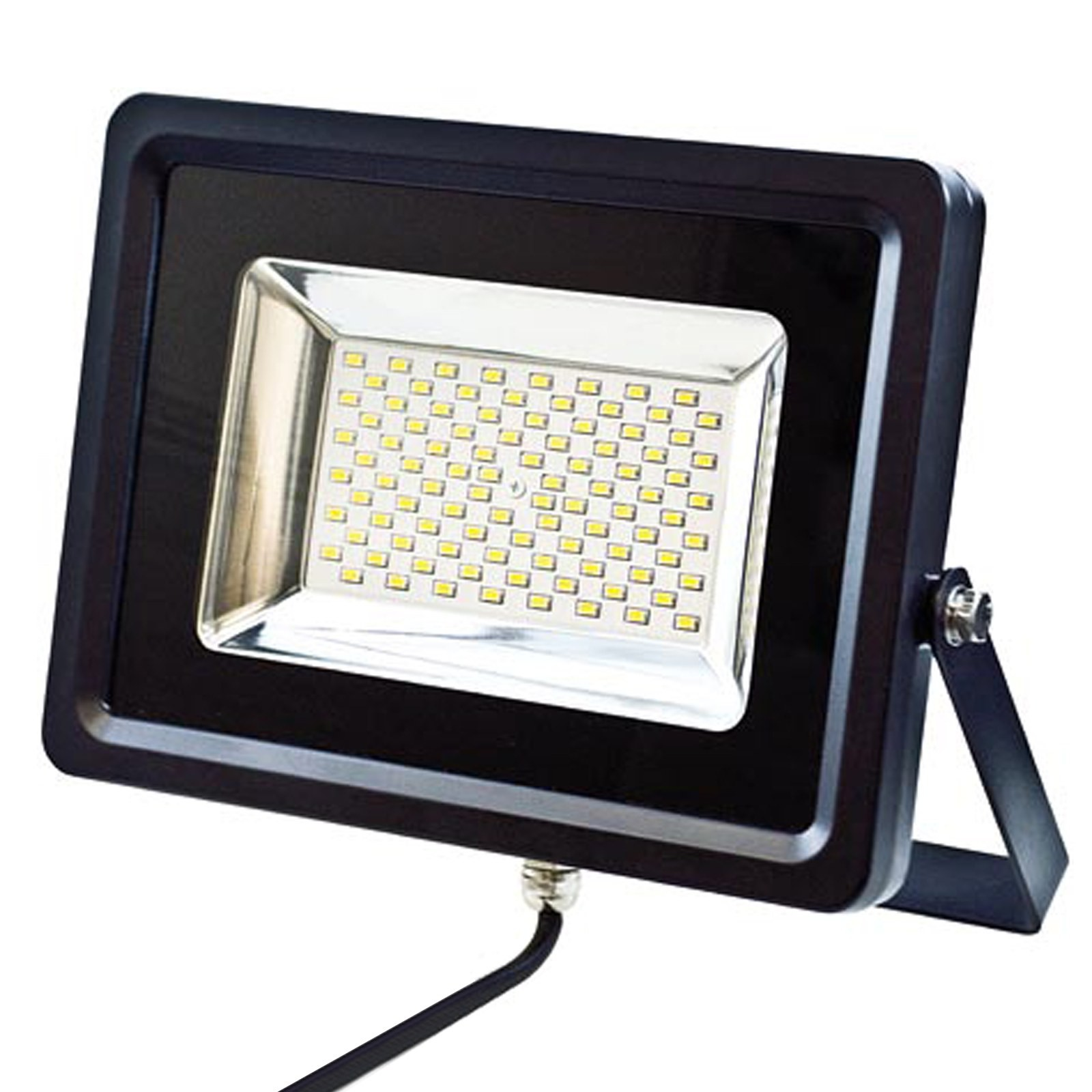 Faro faretto da esterno luce bianca naturale led 50w led for Luce bianca led