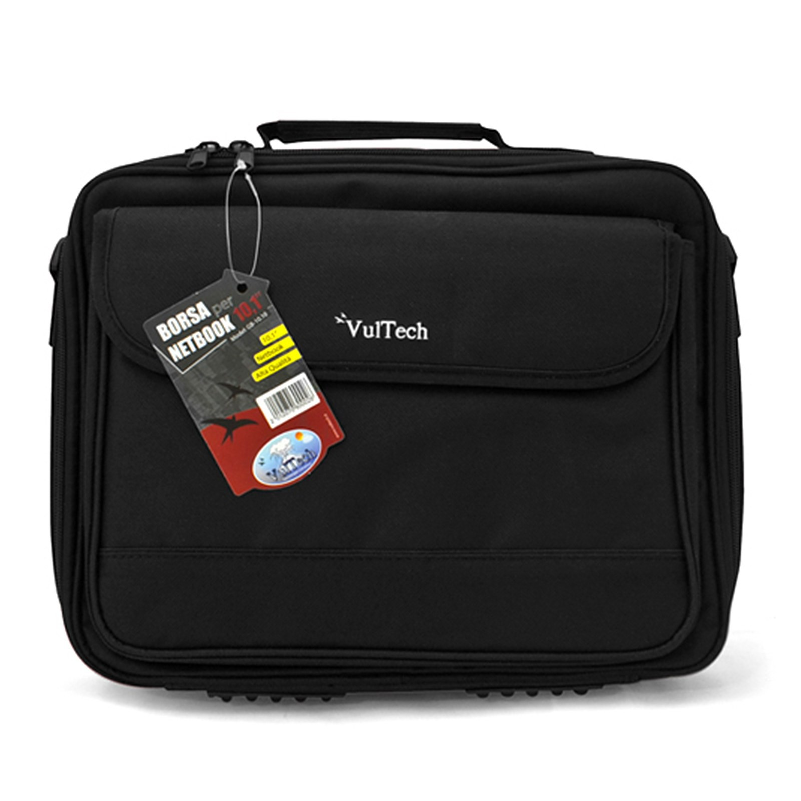 "BORSA CUSTODIA PER NOTEBOOK NETBOOK PORTA PC PORTATILE DA 10"" VULTECH GB-10.10"