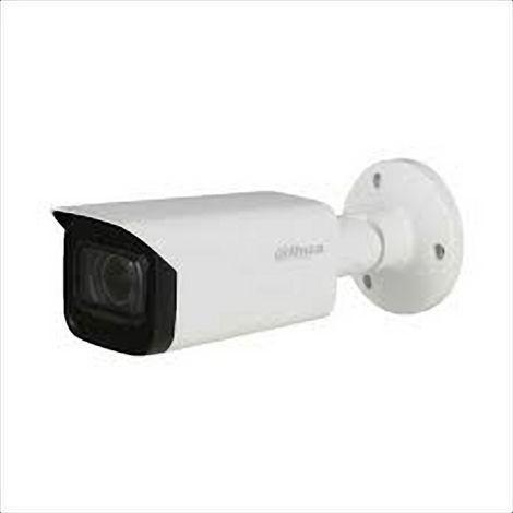 DAHUA Telecamera TLC 4K Fissa 3.6mm 12V IR 80m ICR \Microfono \WDR
