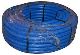 Tubo flex corrugato blu 25mm 50MT INSET