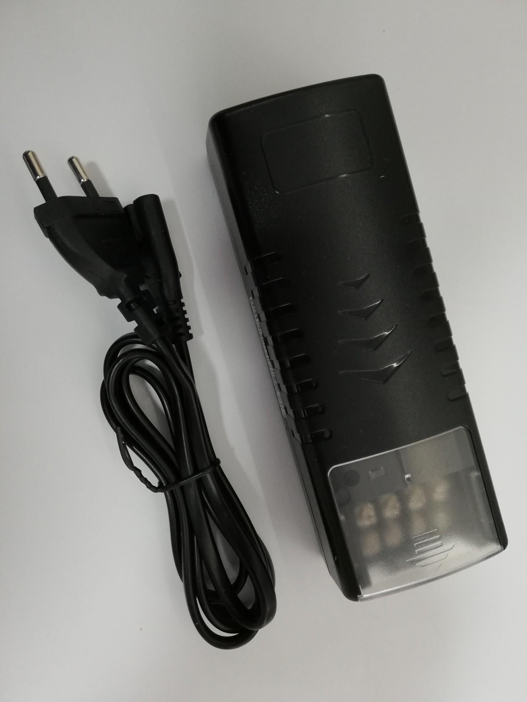 SICURIT Alimentatore per telecamere - 100-240Vca/12Vcc, 5A