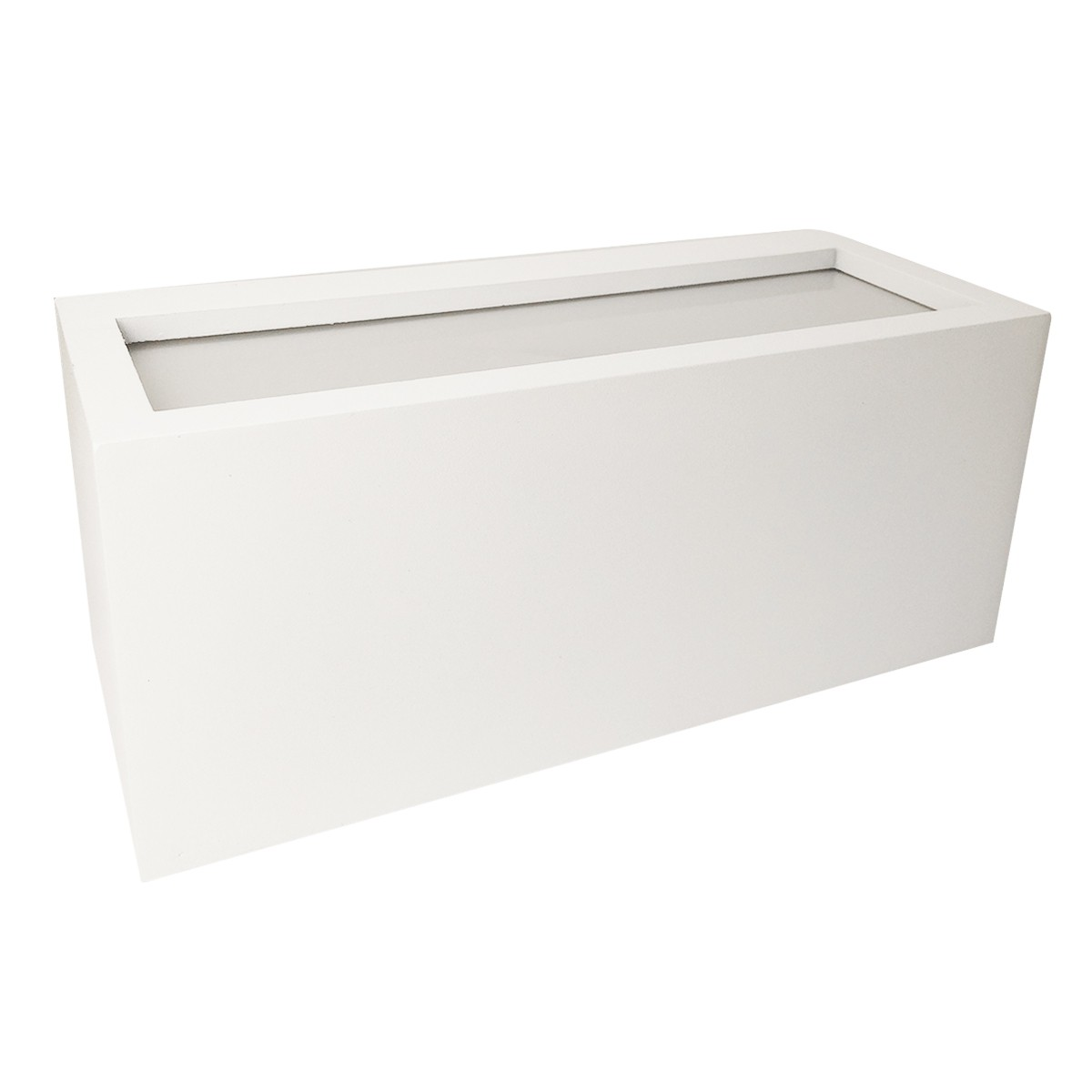 ISYLUCE Applique Metro IP54 E27 Bianco Led