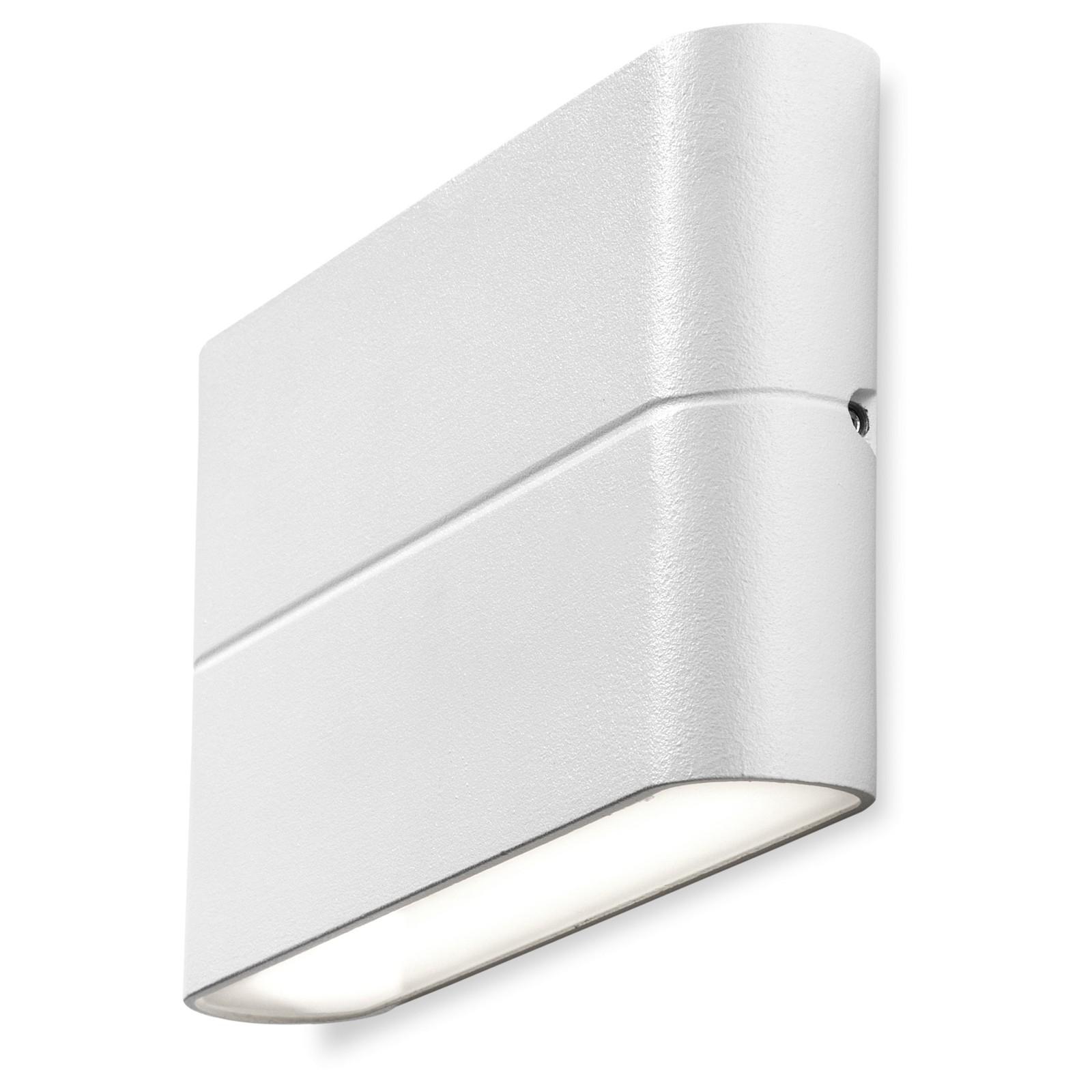 Lampade a muro da esterno a led for Applique da esterno leroy merlin