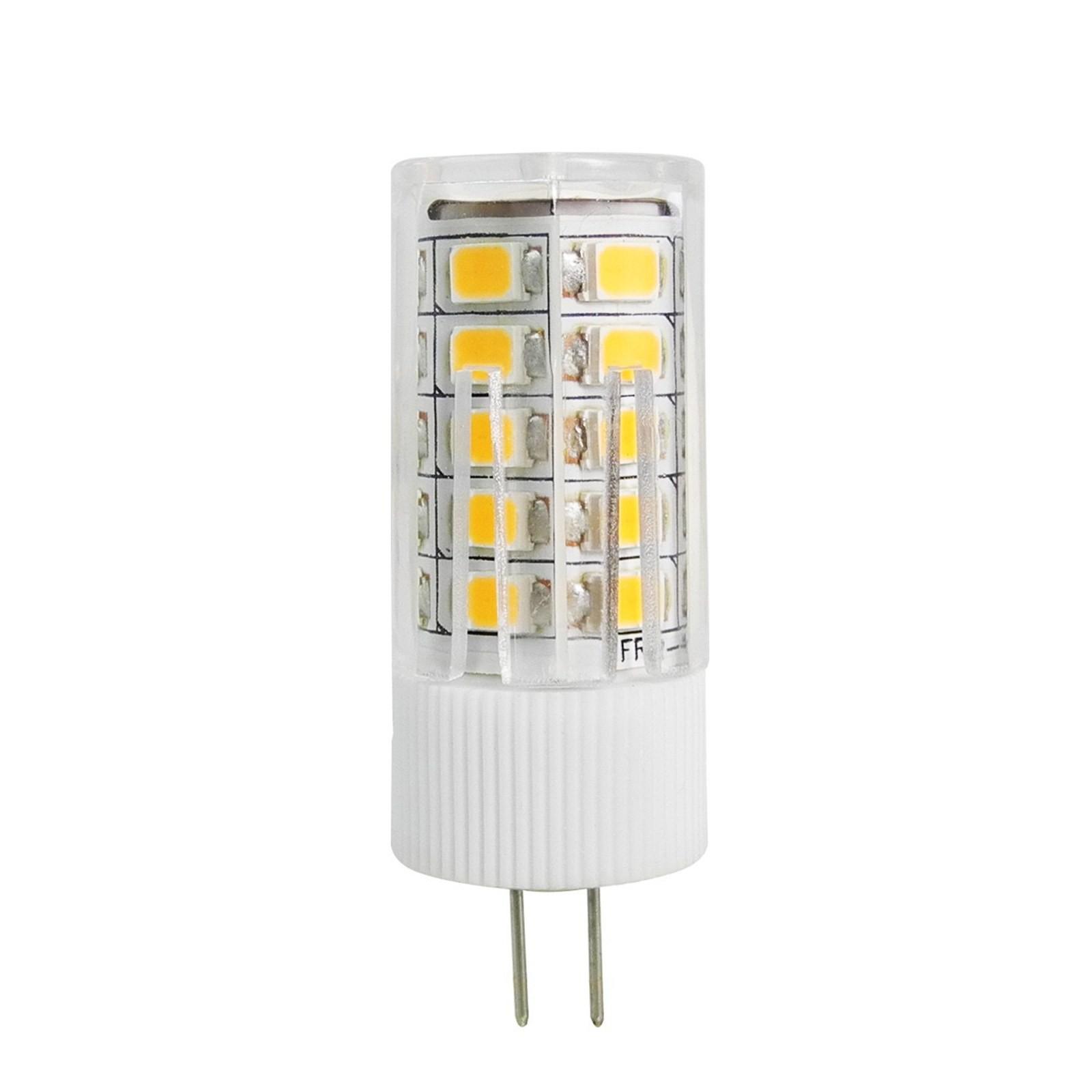 Lampada lampadina g4 3 w led smd luce bianco freddo per for Lampadina led 3w