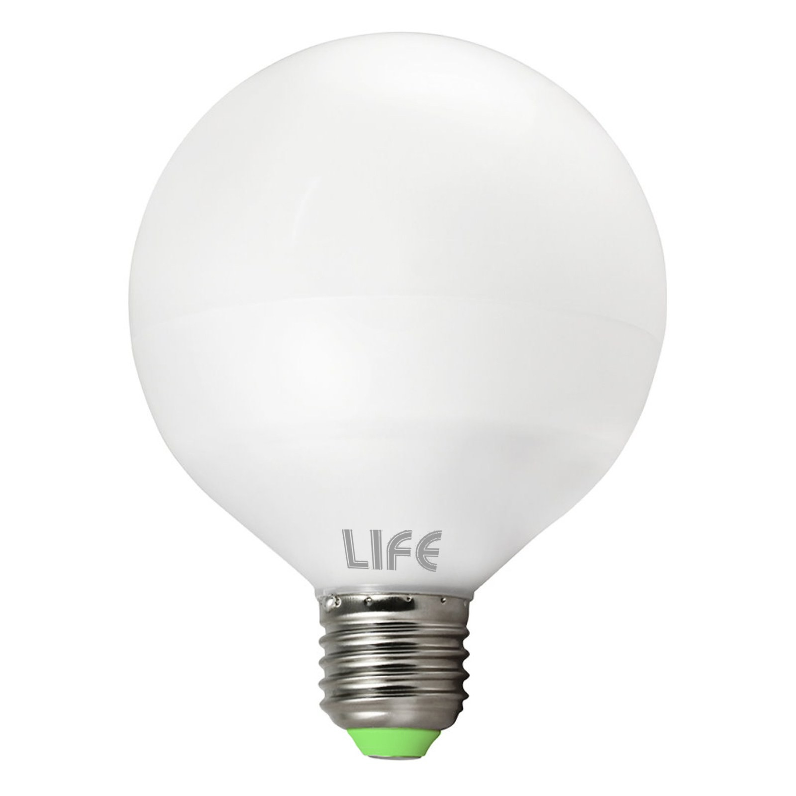 lampadina luce naturale : Lampada Lampadina LED Attacco E27 16 Watt Globo Luce Bianca Naturale ...