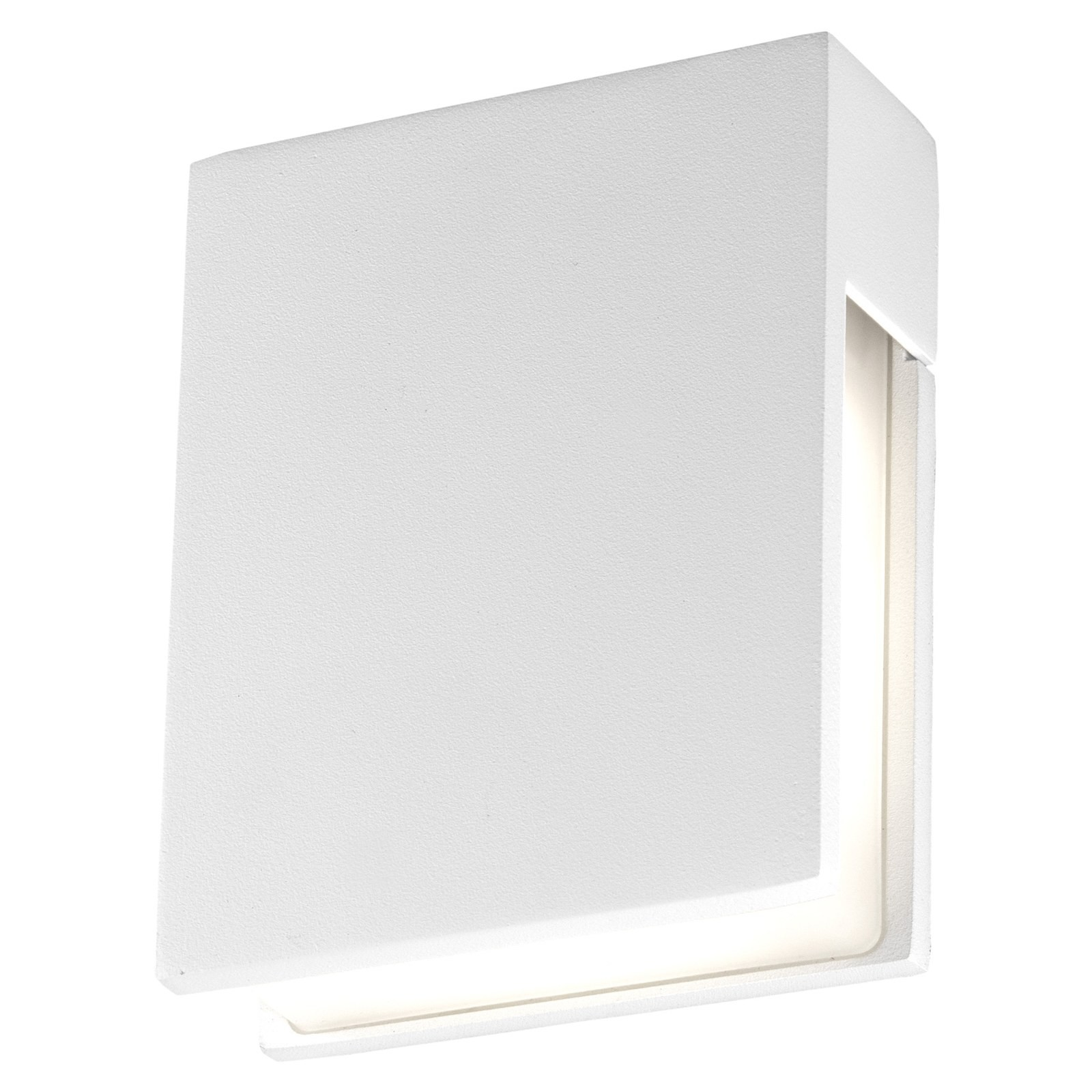 Lampada parete applique led uso esterno a led pan dankan - Applique led esterno ...