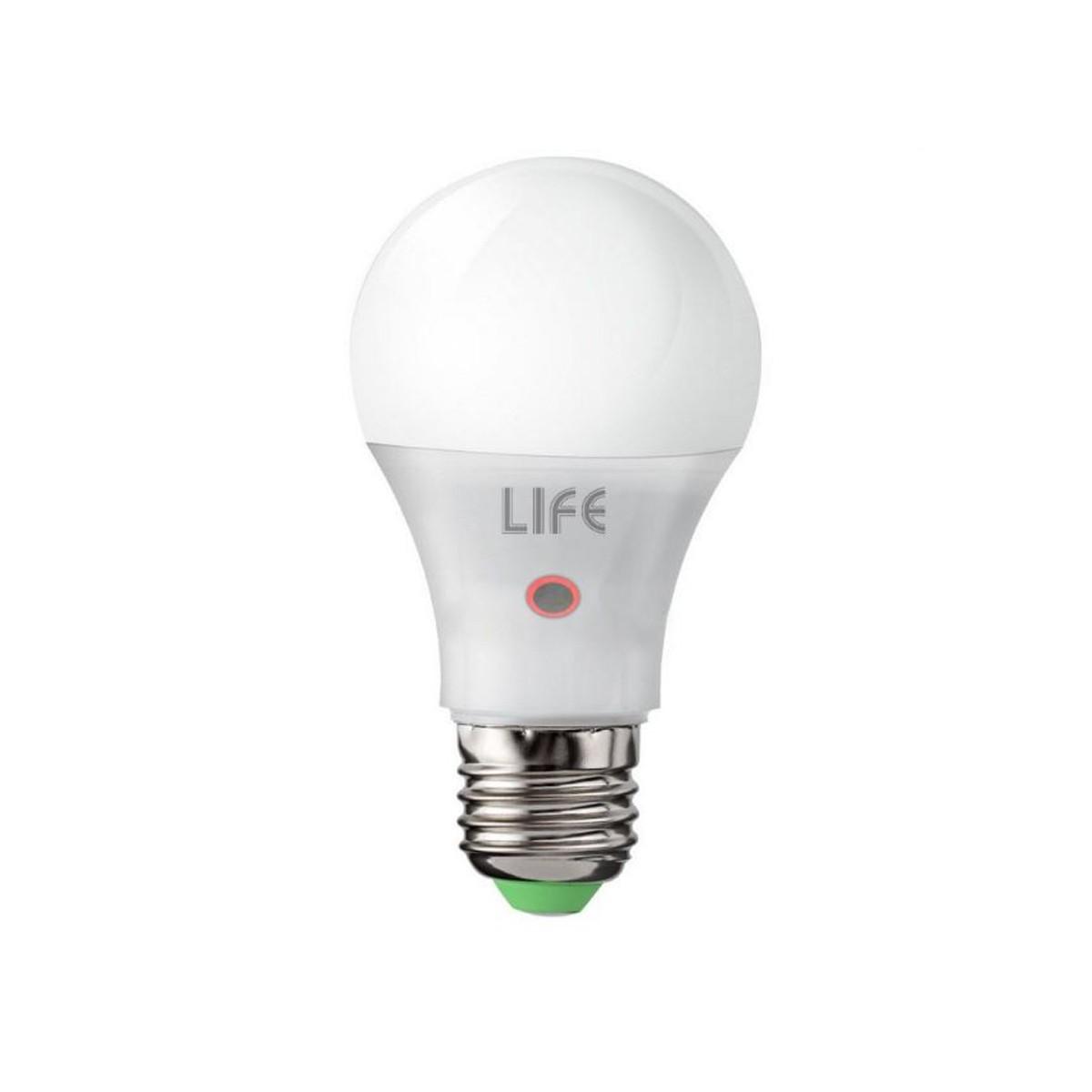 Lampada Lampadina Led Life Goccia 60GF 9W Luce Naturale 4000K 880 Lm Attacco E27