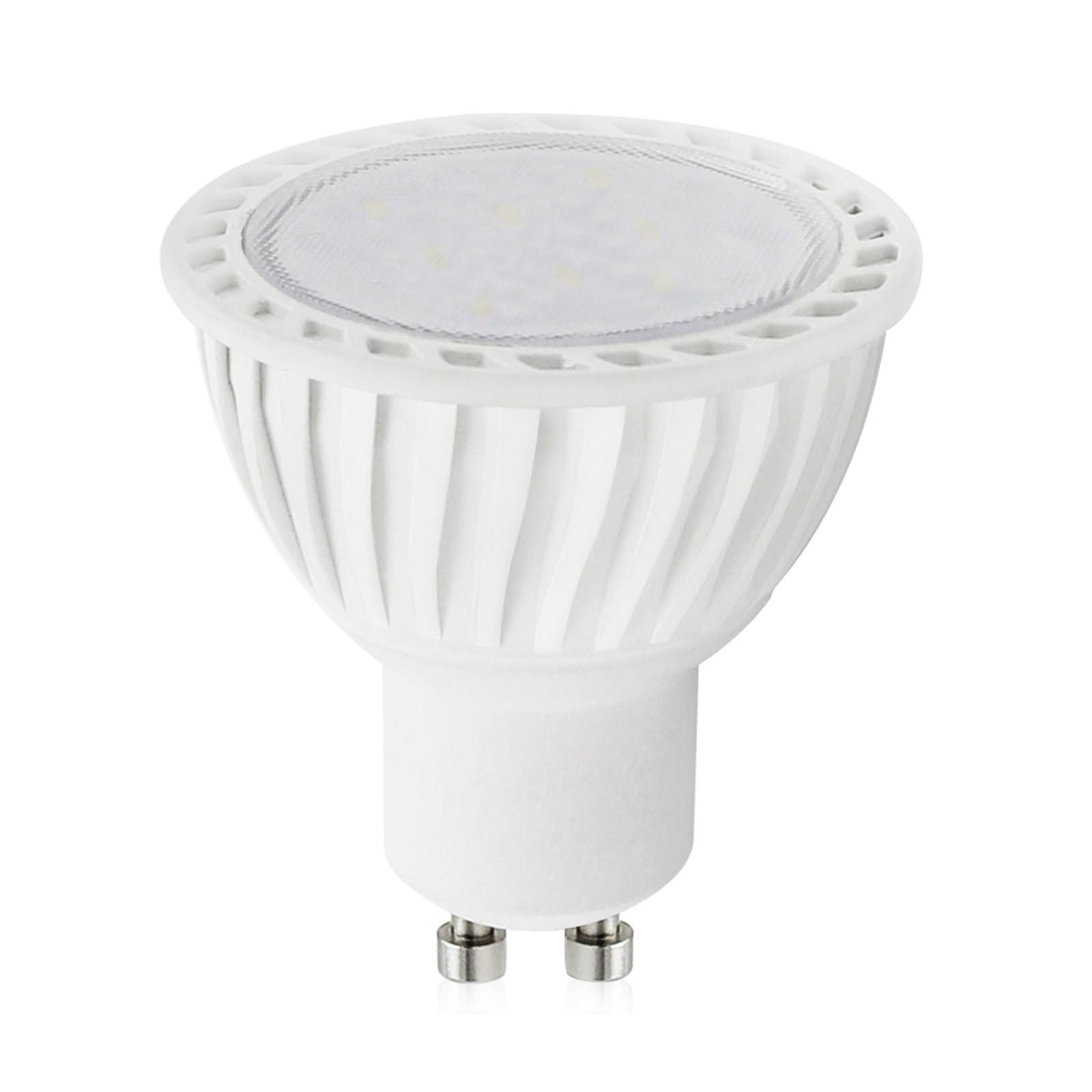 Lampada led lampadina gu10 luce bianca naturale par16 life for Lampada led 50 watt