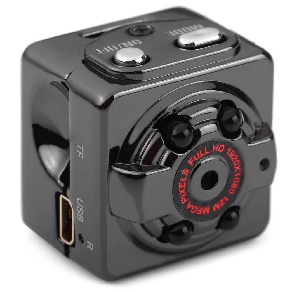 Micro Registratore Full Hd 1080P Cube