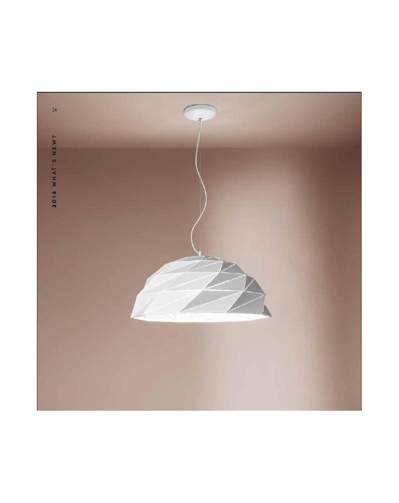 PERENZ TILT Lampada a Sospensione Moderna d. 56 cm