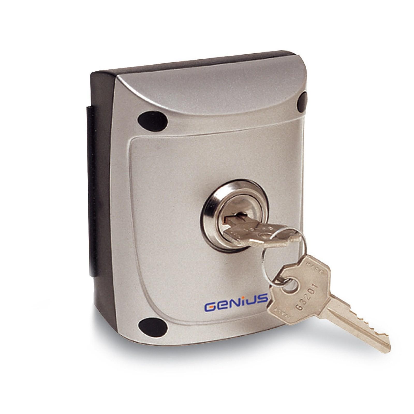 Schema Elettrico Selettore A Chiave : Selettore a chiave da esterno cancello automatico